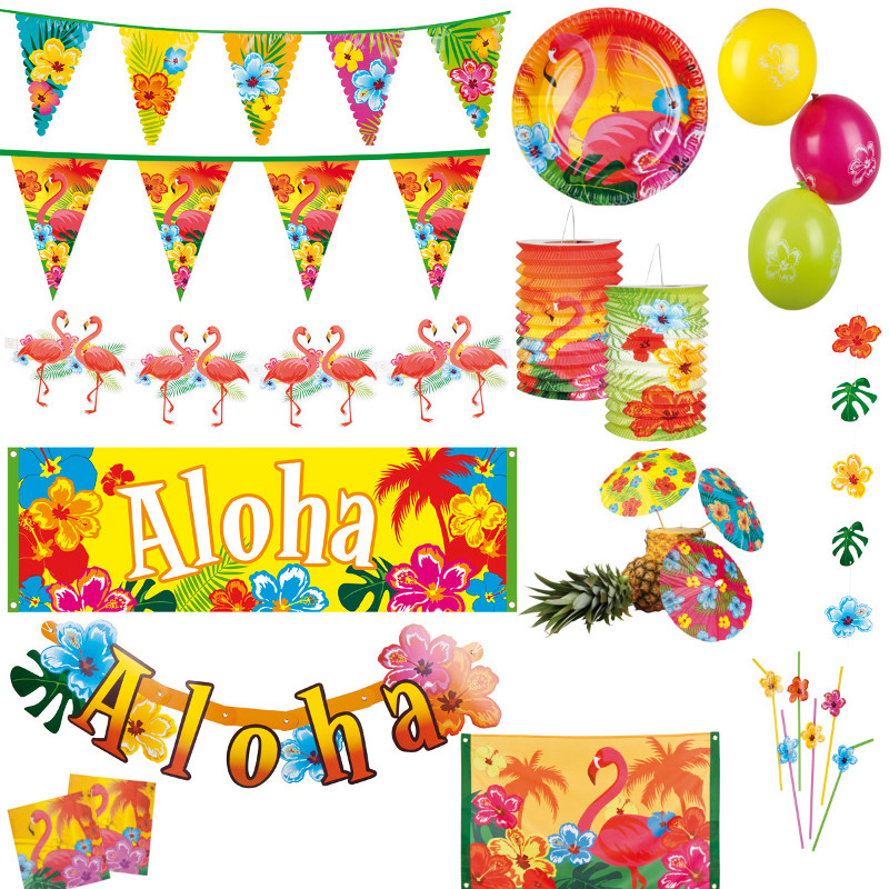 Hawaii Party Deko Selber Machen Egebtuta