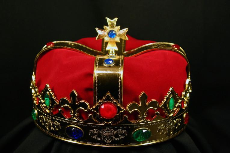 Fasching Krone