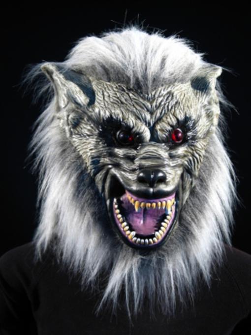 Fasching Wolf