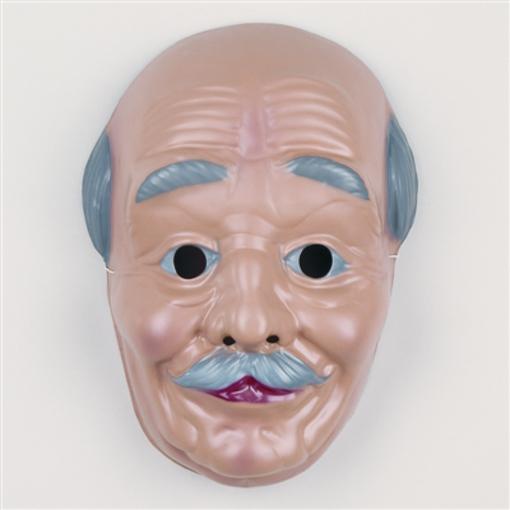 gro v terchen opa maske karneval fasching ebay. Black Bedroom Furniture Sets. Home Design Ideas