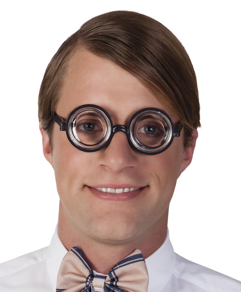 nerd brille modell gagbrille doofie idiot brille scherzartikel. Black Bedroom Furniture Sets. Home Design Ideas