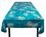 Flamingo Tischdecke 130x180 cm Party Dekoration Sommer